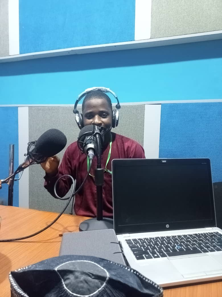Ali Sabo, Communication Officer Citad