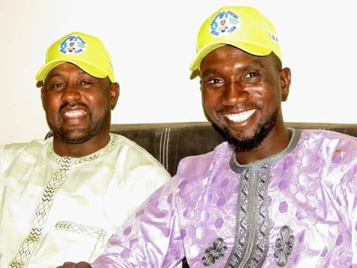 Faizu Alfindiki And Auwalu Lawan Aranposu