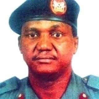 Late Colonel Aminu Isah Kontagora