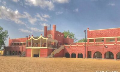 Shehu of Borno Palace